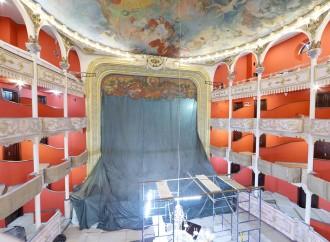 Gobierno del presidente Varela rescató joya de la cultura panameña, Teatro Nacional tiene 80% de avance