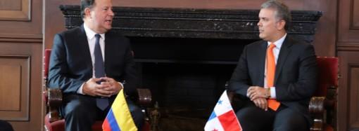Panamá y Colombia fortalecen sus relaciones, consolidando una Política Bilateral con visión compartida