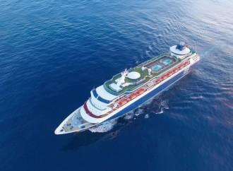 Pullmantur Cruceros sumará un barco a su flota en 2021, incrementando su capacidad en un 30% versus 2020