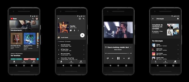 YouTube Music y YouTube Premium desde hoy disponibles enPanamá