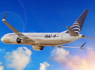 Copa Airlines suspende de forma temporaloperaciones de su flota MAX9
