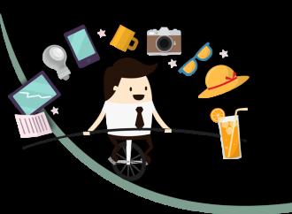 5 maneras de mejorar el balance entre tu vida y tu trabajo