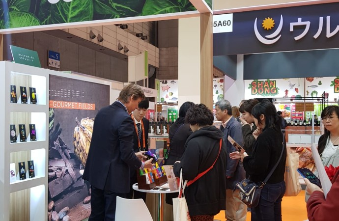 Empresas Costarricenses participan en evento de clase mundial en Japón