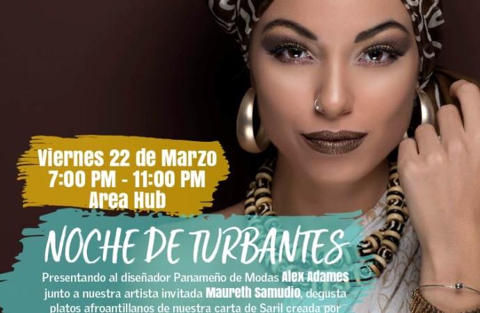 Los Turbantes se apoderan del Hotel Le Meridien este viernes 22 de marzo