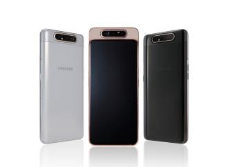 Nuevo Samsung Galaxy A80: hecho para la era del Live
