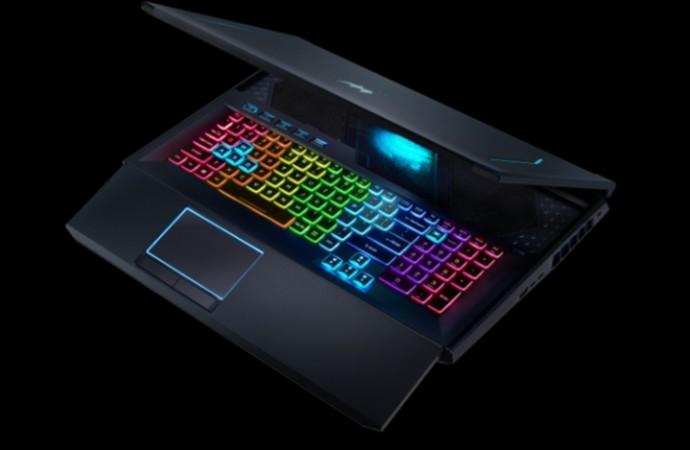Acer presenta el Notebook Predator Helios 700 con un exclusivo teclado HyperDrift para un mayor rendimiento térmico