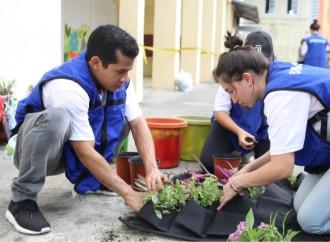 Samsung lleva la conciencia ambiental a planteles educativos de siete países de la región