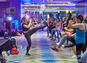 Wake Up & Work Out en el Hilton Panamá