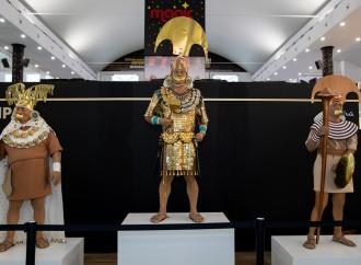 Más de 20,000 personas visitaron al Señor de Sipán en Panamá