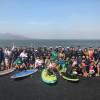 Ambiente, Deporte e Inclusión se fusionaron para conmemorar el Día Mundial del Agua