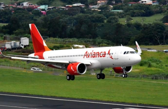 Aerolíneas de Avianca Holdings transportaron más de 2.5 millones de pasajeros
