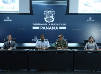 Estamentos de seguridad se despliegan en Guna Yala con la Operación Relámpago