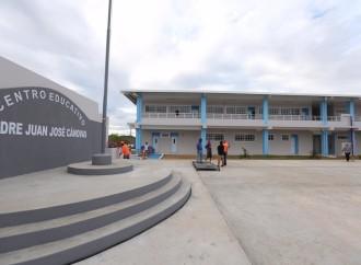 Presidente Varela entrega este lunes en Veraguas colegios nuevos en Mariato y Atalaya que beneficiará a más de 1,500 estudiantes