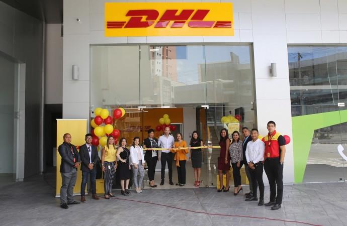 DHL Express abre nuevo punto de ventas en Vía Porras