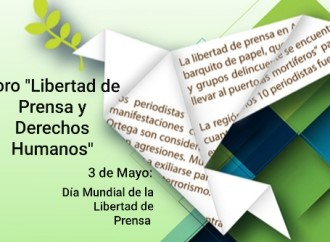 """Defensoría del Pueblo realizará Foro """"Libertad de Prensa y Derechos Humanos"""" en el marco del Día Mundial de la Libertad de Prensa"""