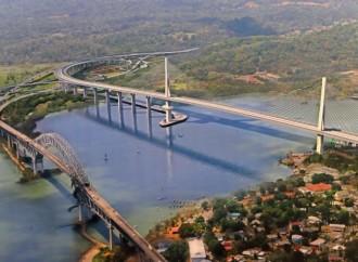 Cuarto puente sobre el Canal de Panamá estará listo en 54 meses, administración Varela deja proyecto bien encaminado