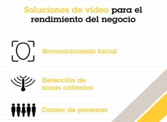Tres analíticas de videovigilancia que ayudan al rendimiento del negocio