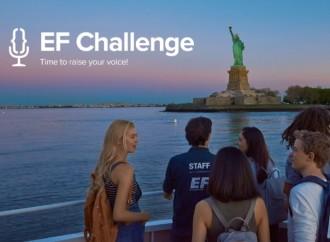 Viaja a NY con el EF Challenge 2019: El concurso de oratoria internacional para estudiantes