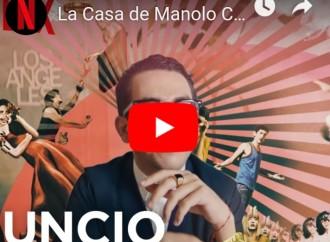 Netflix será La Casa de Manolo Caro