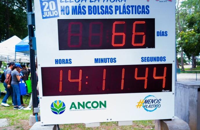 Conteo regresivo para un Panamá con menos plástico gracias a la Ley 1 del 2018