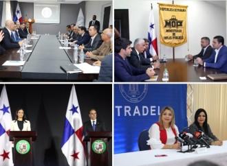 Proceso de transición ha sido ordenado, transparente e institucional por el bien de Panamá