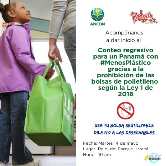 Cuenta regresiva No más bolsas plásticas (4)