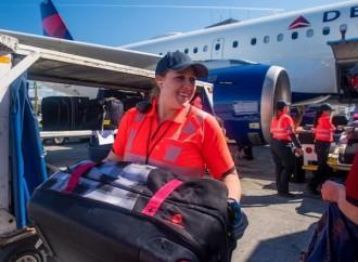 Delta Air Lines está innovando aún más su operación de equipaje
