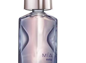 MÍA, tu vida sin fronteras, el nuevo perfume femenino deÉSIKA