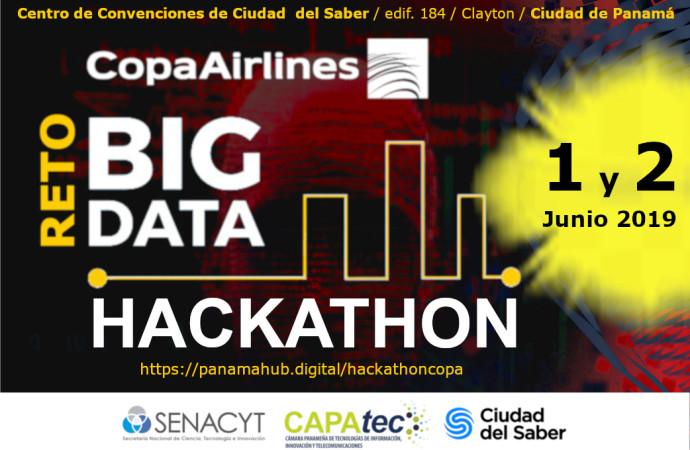 Copa Airlines invita a la desafiante experiencia del Hackathon – Reto: Big Data 2019