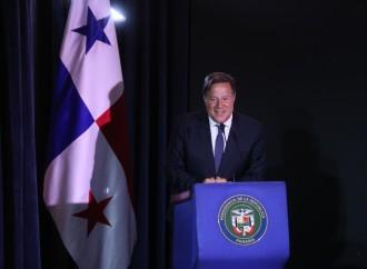 Presidente Varela comparte con el cuerpo diplomático resultados de una política exterior con impacto positivo para Panamá