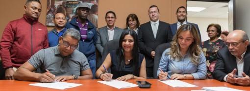 MITRADEL ratificó 19 convenios colectivos de trabajo en 4 meses