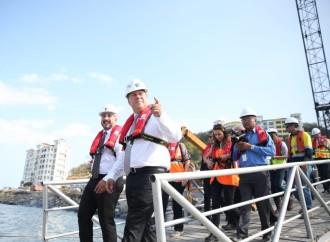 Nueva Terminal de Cruceros de Panamá estará operativa a partir del mes de octubre