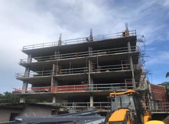 Avanza construcción de la Ciudad de las Artes
