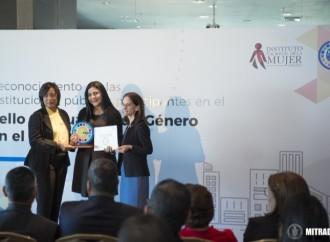 Mitradel recibe certificación Oro por sus avances en materia de Igualdad de Género