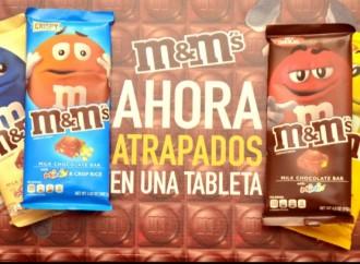M&M's Tablet®: innovación con nuevo formato y textura para los amantes del chocolate en Panamá