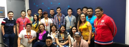 Estudiantes de la Universidad Tecnológica de Panamá visitaron el Data Center de Telecarrier