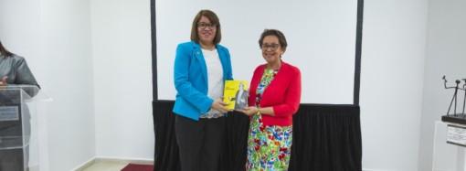 MITRADEL presentó libro sobre líder sindical Luis Anderson