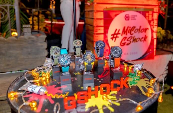 G-SHOCK presenta en Panamá su resistente y versátil colección GA-2000