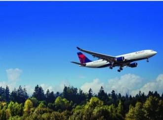 Delta despliega las más recientes cabinas a Europa y Suramérica