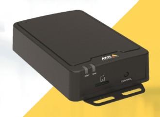 Axis Communications anuncia el amplificador de audio en red AXIS C8210