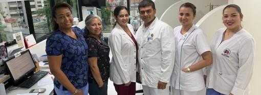 Centro Hemato Oncológico Panamá recibe estudiantes de Enfermería de Universidad de Panamá