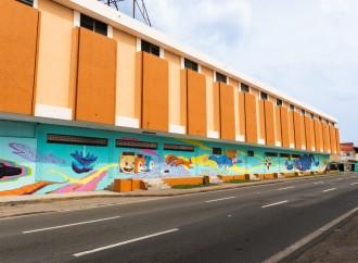Artistas enriquecen la ciudad con el apoyo de Glidden