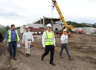 Administración Varela adelanta obras para dotar de agua potable a población de Panamá Norte, Este y Oeste