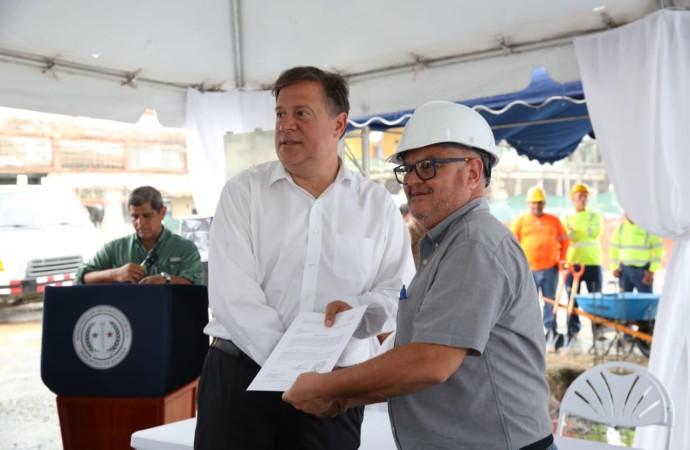 Arranca construcción de la Nueva Sede de la Policía Nacional para la Tercera Zona policial de Colón