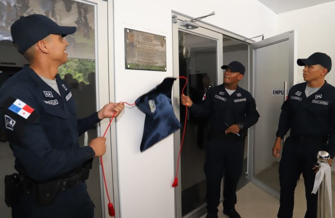 Presidente Varela entrega nuevas instalaciones en el Instituto Superior Policial, en las que se invirtieron cerca de 5 millones de dólares