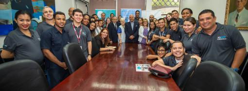 Copa Airlines beneficia a más de 500 pacientes del Instituto Oncológico de Panamá