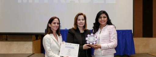 """Grupo Melo recibe sello """"SI Género"""" por su compromiso sostenido con la igualdad"""
