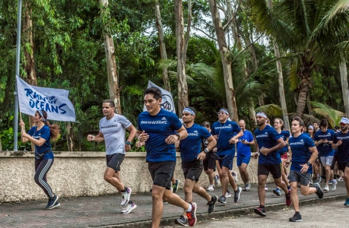 El Running se toma las Calles de Panamá en el mes de los Océanos
