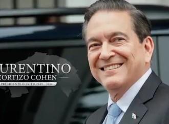 Estas son las designaciones del equipo de gobierno del Presidente Electo Laurentino Cortizo Cohen