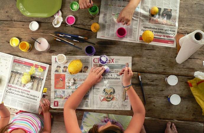 Estimula la creatividad de tus hijos a través del reciclaje